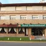 Calle Hotel Internacional Villa Gesell Buenos Aires