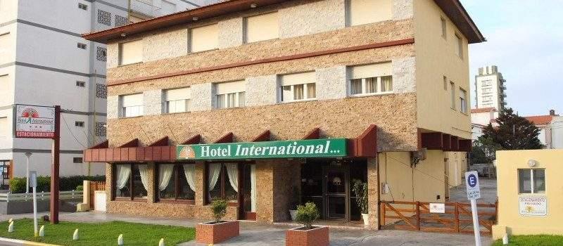 Hotel Internacional en Villa Gesell Buenos Aires Argentina