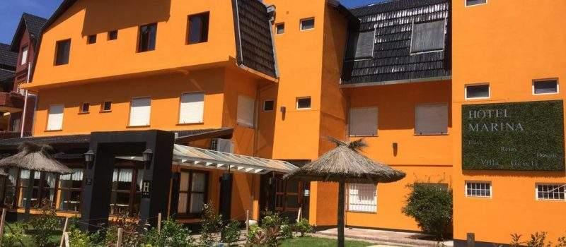 Hotel Marina en Villa Gesell Buenos Aires Argentina