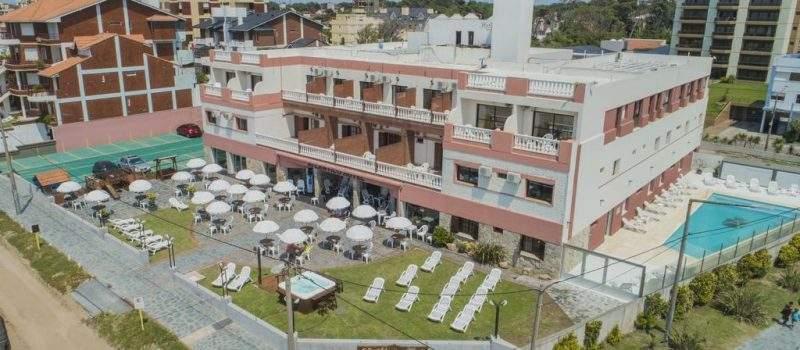 Hotel Atlántico en Villa Gesell Buenos Aires Argentina