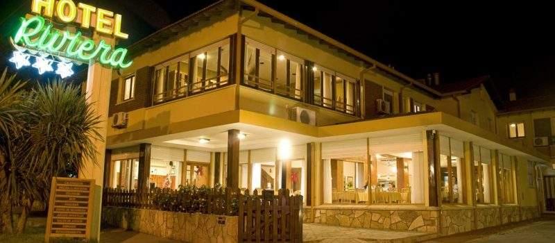 Hotel Riviera en Villa Gesell Buenos Aires Argentina