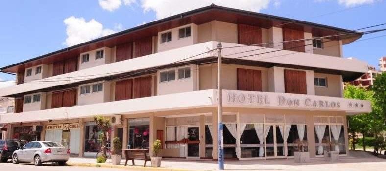 Hotel Don Carlos en Villa Gesell Buenos Aires Argentina