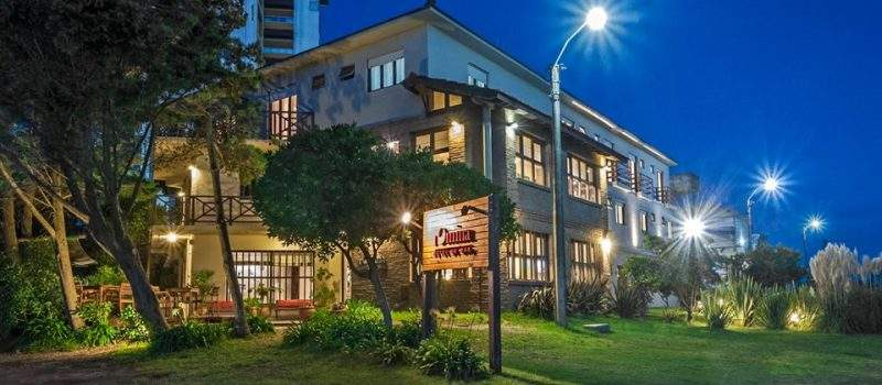 Hotel Romina en Villa Gesell Buenos Aires Argentina
