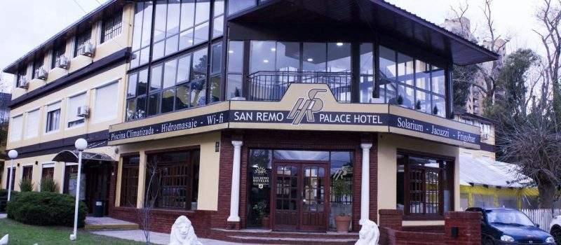 Hotel San Remo en Villa Gesell Buenos Aires Argentina