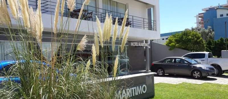Hotel Marítimo en Villa Gesell Buenos Aires Argentina
