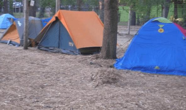 Camping Afrika en Villa Gesell Buenos Aires Argentina