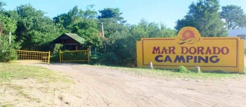 Camping Mar Dorado en Villa Gesell Buenos Aires Argentina