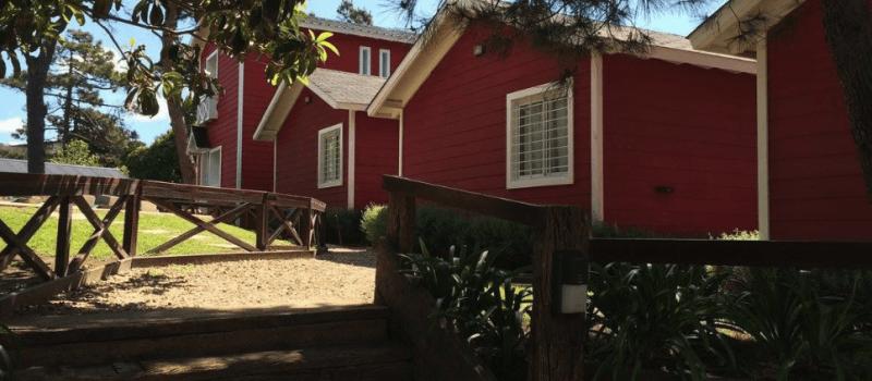 Cabaña Rojas en Villa Gesell Buenos Aires Argentina