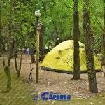 Carpa Caravan Villa Gesell Argentina Camping Buenos Aires
