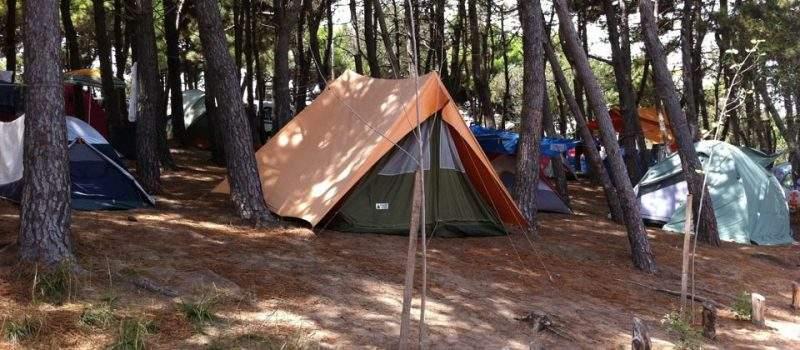 Camping De Ingenieros en Villa Gesell Buenos Aires Argentina