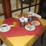 Desayuno Villa Gesell Argentina Hotel Teomar Buenos Aires