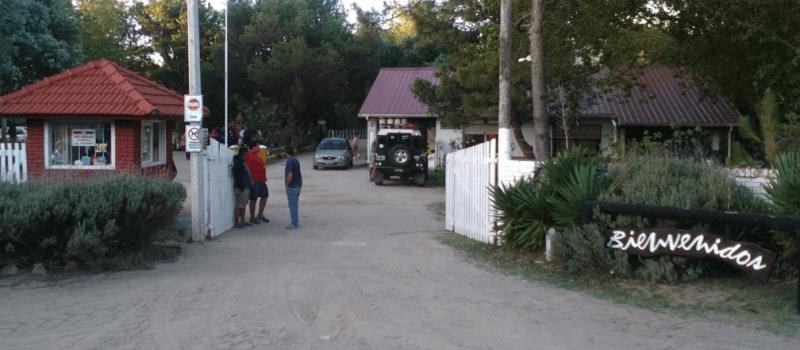 Camping El Pucará en Villa Gesell Buenos Aires Argentina
