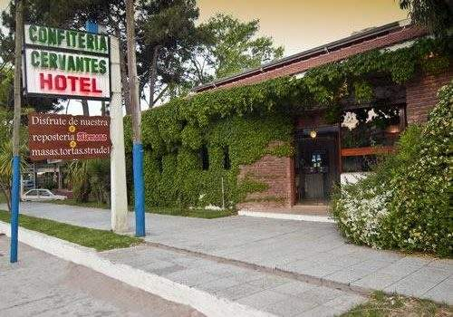 Hotel Cervantes en Villa Gesell Buenos Aires Argentina