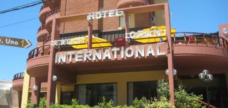 Hotel Gran International en Villa Gesell Buenos Aires Argentina