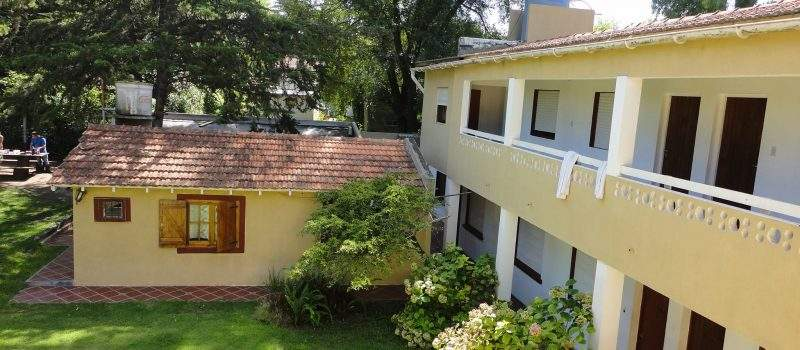 Hostel El Galeón en Villa Gesell Buenos Aires Argentina