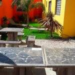 Patio Hostel Villa Gesell Argentina Crepusculo Buenos Aires
