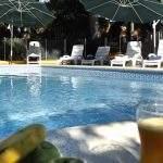 Piscina Cabanas Entreverdes Villa Gesell Argentina Cabana Entre Verdes Buenos Aires