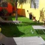 Reposeras Hostel Villa Gesell Argentina Crepusculo Buenos Aires