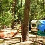 Zona De Acampe Caravan Villa Gesell Argentina Camping Buenos Aires