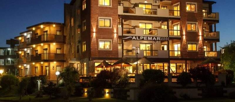 Aparthotel Alpemar en Villa Gesell Buenos Aires Argentina
