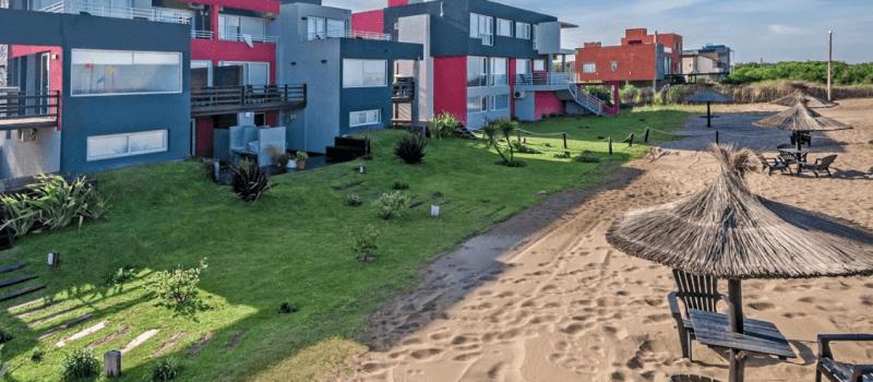 Aparthotel Frente Al Mar en Villa Gesell Buenos Aires Argentina