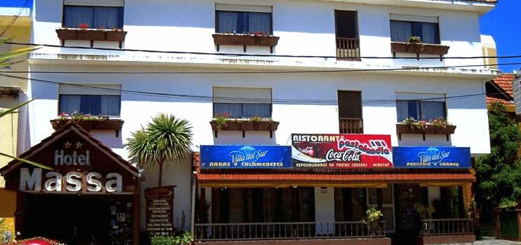 Hotel Massa en Villa Gesell Buenos Aires Argentina