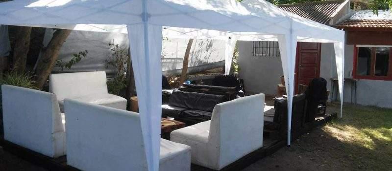 Hostel Roots en Villa Gesell Buenos Aires Argentina