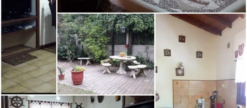 Alquiler de Casa Chalet Del Bosque en Villa Gesell Buenos Aires Argentina